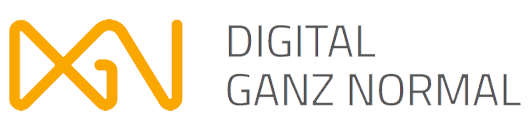 Digital ganz normal Logo